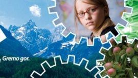 Novice iz BSC Kranj: Gorenjska, gremo gor