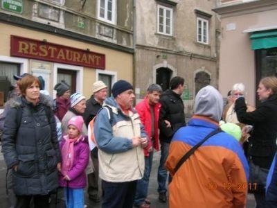 Obisk Ljubljane z ogledom ljubljanskega gradu