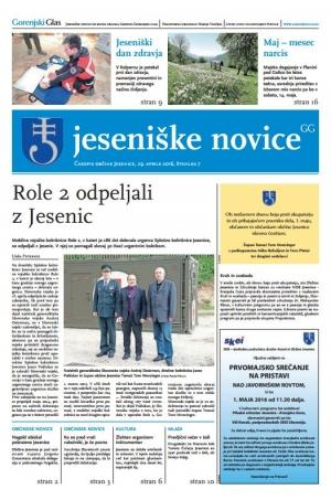 Jeseniške novice, 29. april 2016-7