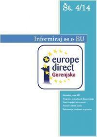Jesenice - bilten Europe Direct Gorenjska IV