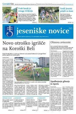 Jeseniške novice, 18. september 2015-13