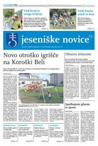 Jeseniške novice, 18. september 2015-13