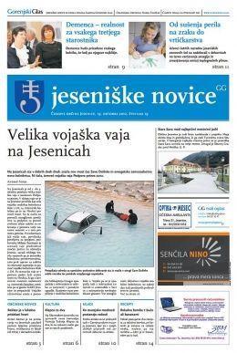 Jeseniške novice, 19. okt 2012, št.19