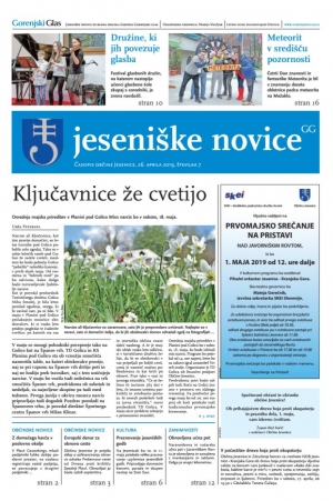 Jeseniške novice, 26. april 2019-7