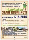 Prireditev ob mednarodnem dnevu muzejev: Tradicionalni pohod po Stari rudni poti
