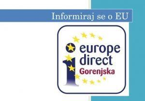Bilten Europe Direct Gorenjska 1/2015
