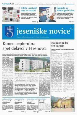 Jeseniške novice, 21. sep 2012, št.17