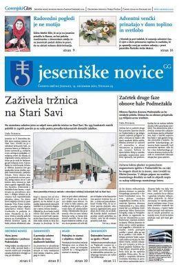 Jeseniške novice, 14. dec 2012, št.23